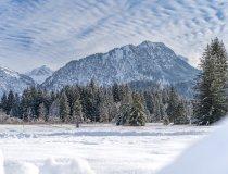 Oberstdorf im Januar