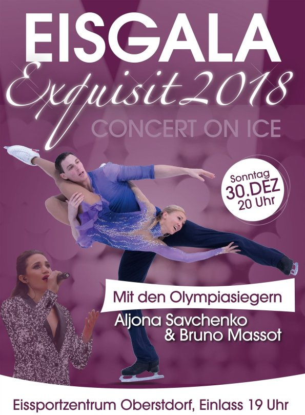 Eisgala Exquisit Concert on Ice 2018