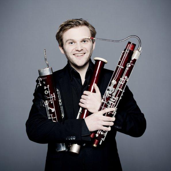 Phillip Zeller, Fagott