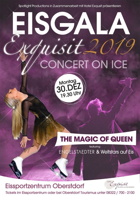 Eisgala Exquisit - Concert on Ice 2019