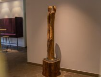 Skulptur der Mensch 2