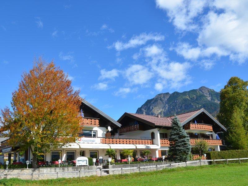 Ansicht Hotel Fuggerhof