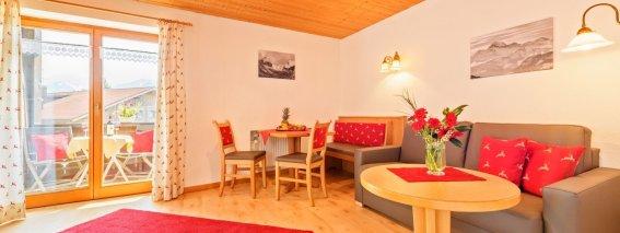 2-Raum Appartement 15 Wohnzimmer