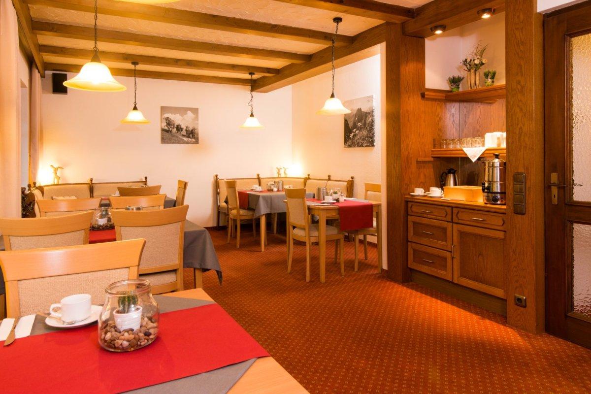 Garni Hotel Oberstdorf Carola