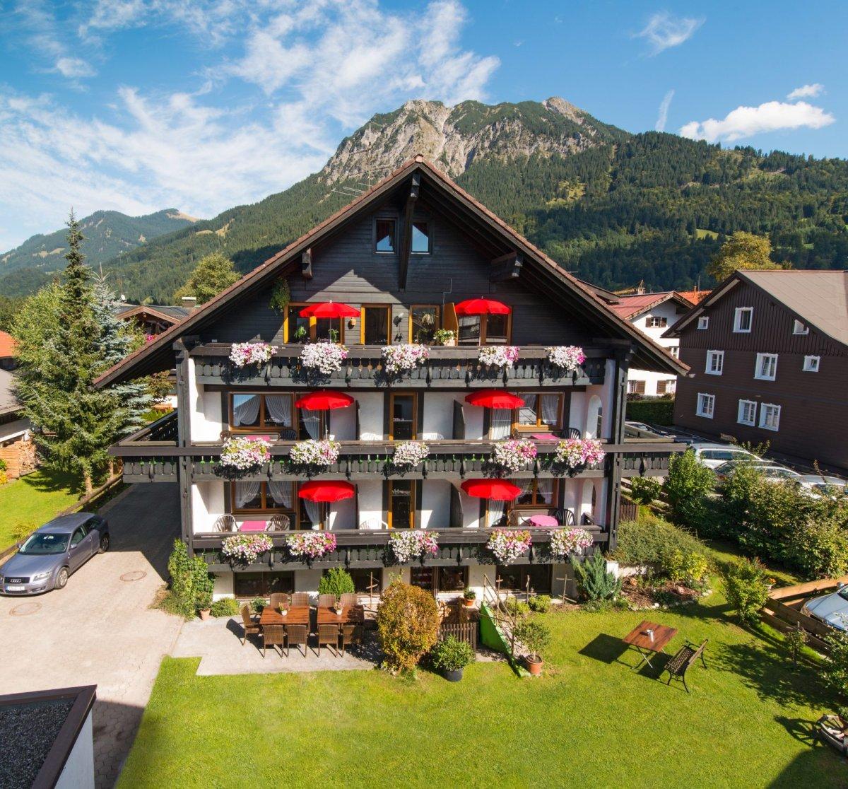 Haus Seeblick Hotel Garni Ferienwohnungen: Gästehaus Carola