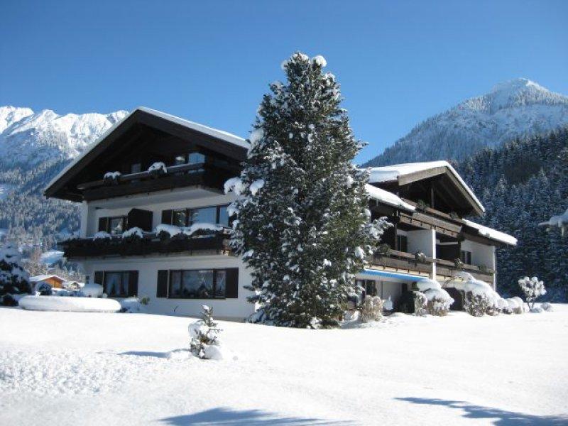 Hotel Garni Hubert Oberstdorf
