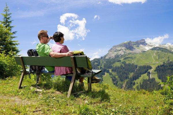 Ausblick vom Heuberg auf den Ifen (c) OK-Bergbahnen - Christian Seitz