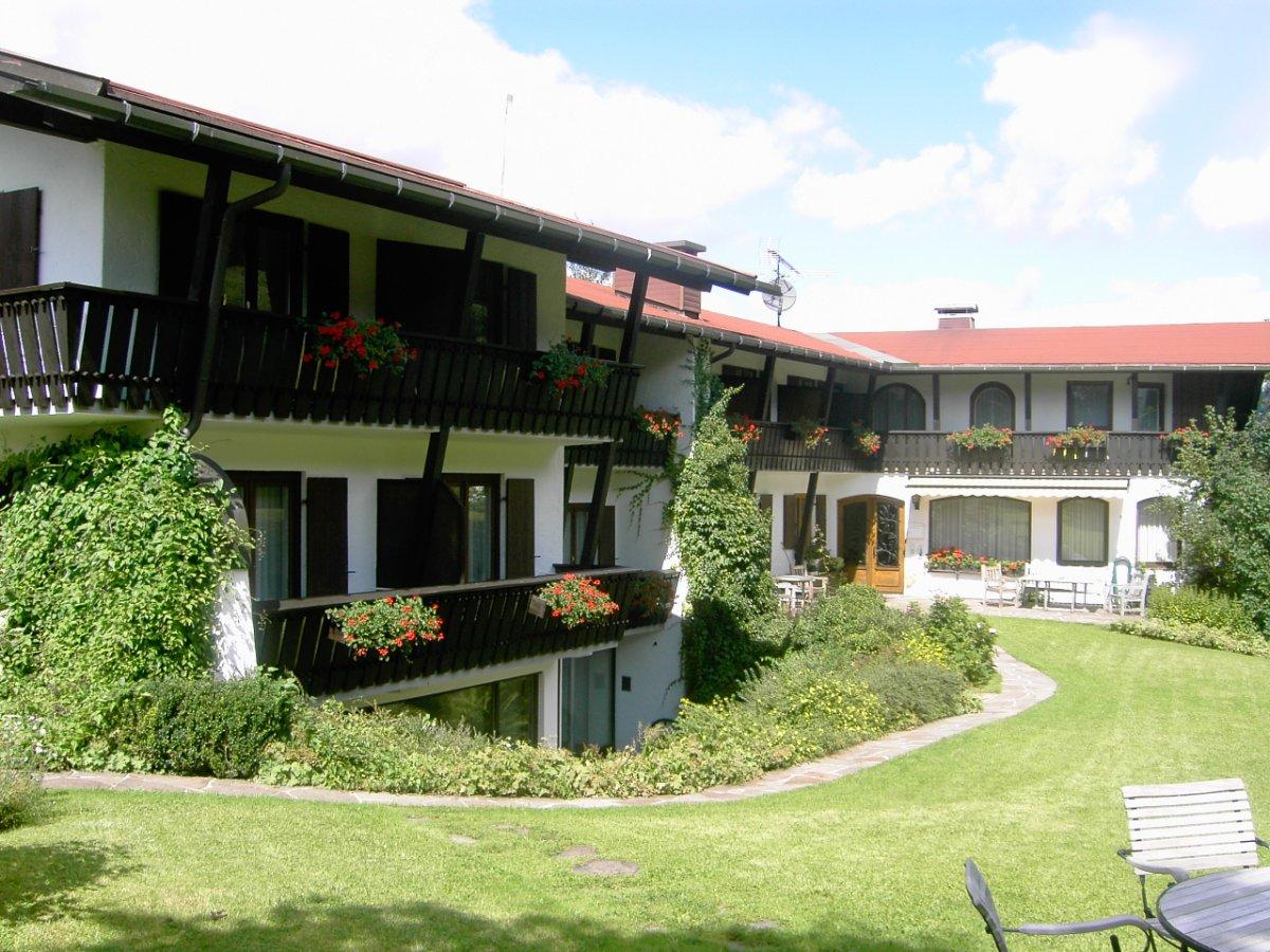 Hotel Garni Liberia In Oberstdorf