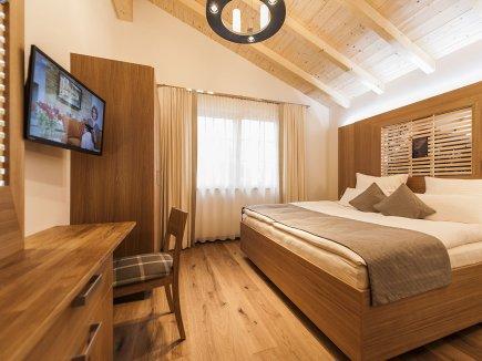 Chalet Schlafzimmer 2