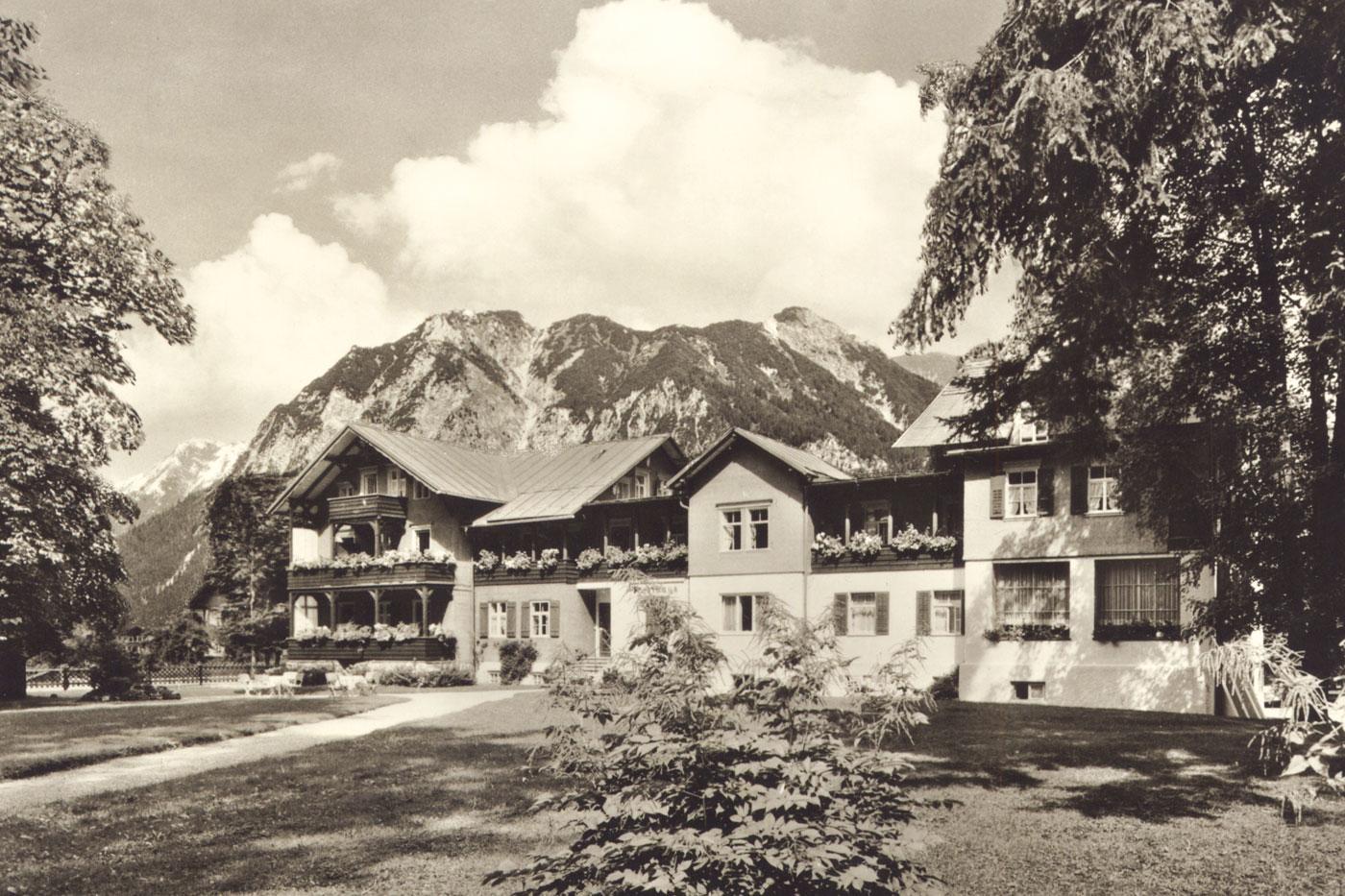Ansicht altesRubihaus