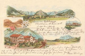 Postkarte antik
