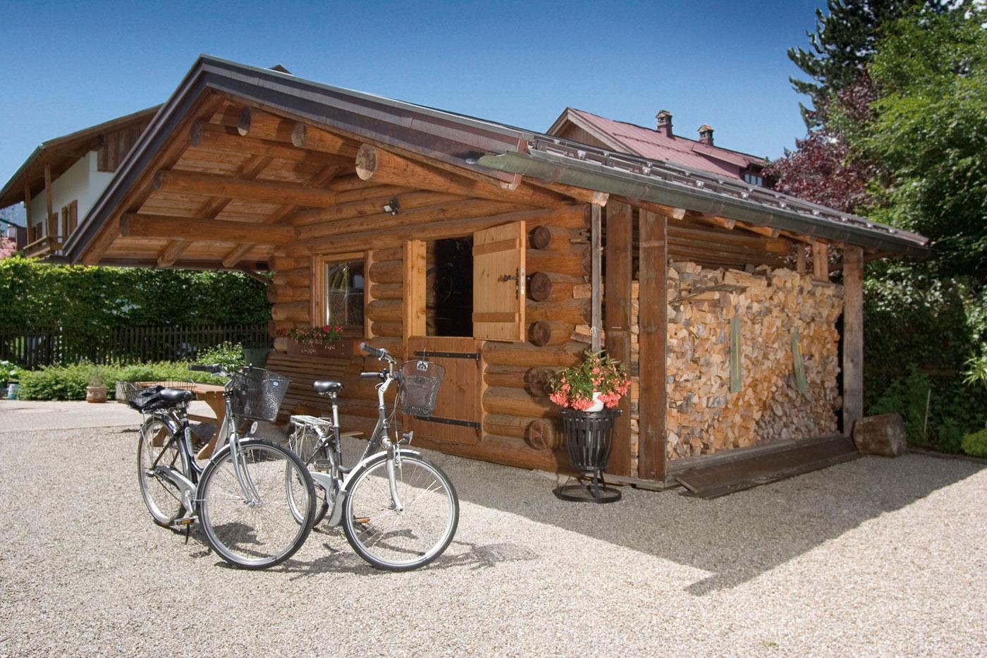 Fahrradstall