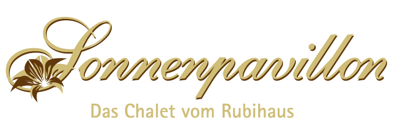 Sonnenpavillon / Chalet / Logo