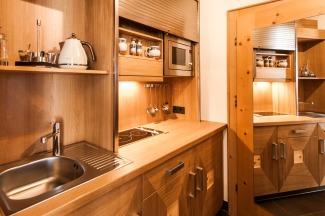 Rubihorn Küche