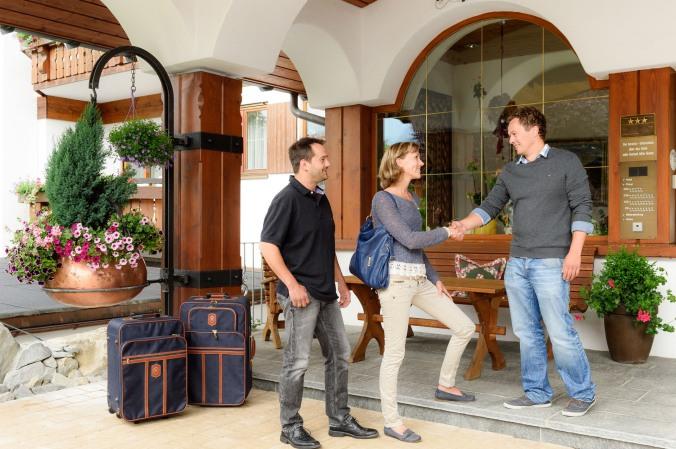 Herzlich willkommen im Hotel Rubihaus garni