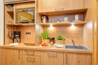 Rubihorn Ferienwohnungen Küche