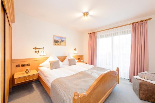 Mädelegabel Schlafzimmer 45 - 48 qm
