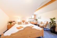 Schattenberg Zimmer 21 qm