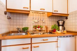 Mädelegabel Süd Ferienwohngung Küche