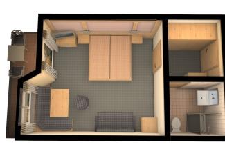 Zimmer Fellhorn West Ost