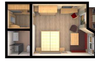 Zimmer Rubihorn West