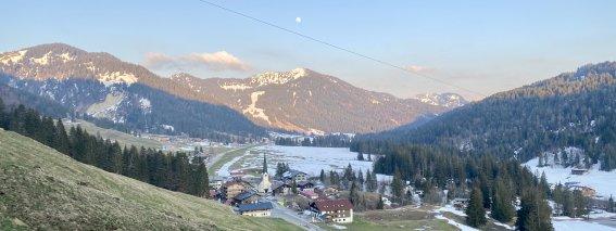 Balderschwang Dorf
