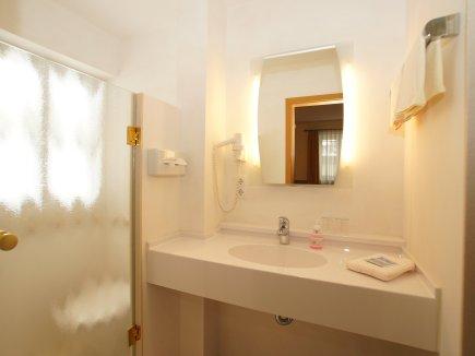 Badezimmer Doppelzimmer Kat. C
