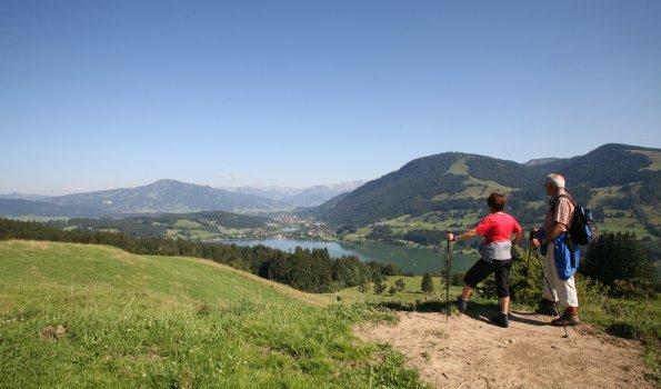 Wandern in der Ferienregion Alpsee-Grünten