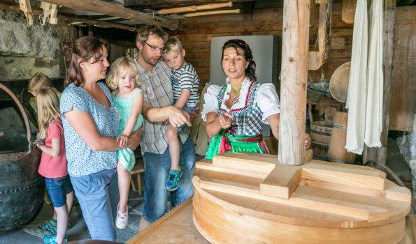 Allgäuer Bergbauernmusem in Immenstadt-Diepolz