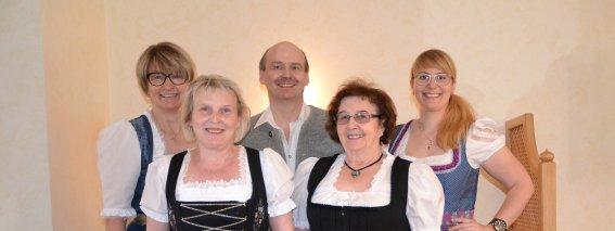 Ihre Gastgeber - Familie Bichlmeier