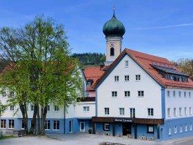 Hotel Lamm Immenstadt mit neuer Außenfassade