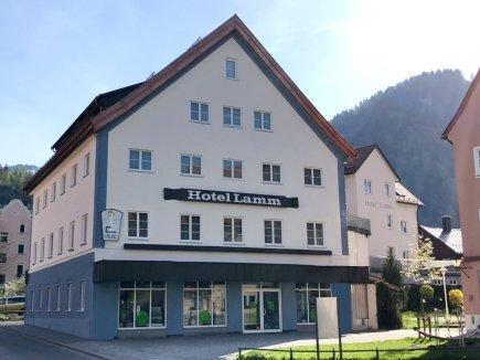 Herzlich Willkommen im Hotel Lamm Immenstadt