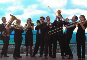 Konzert auf dem Schanzenturm