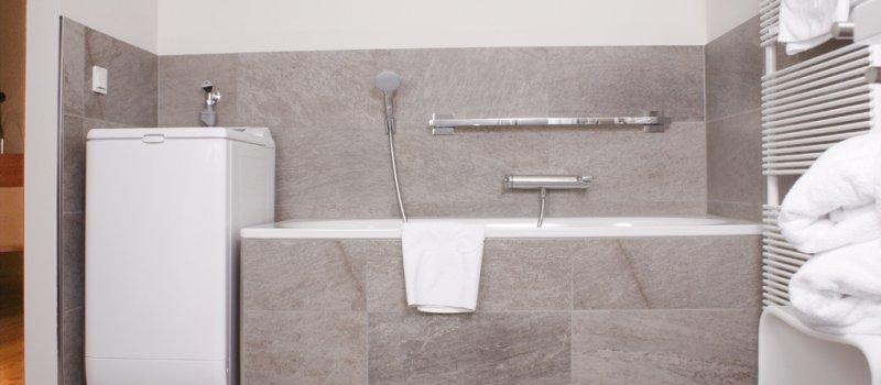 Design-Badezimmer