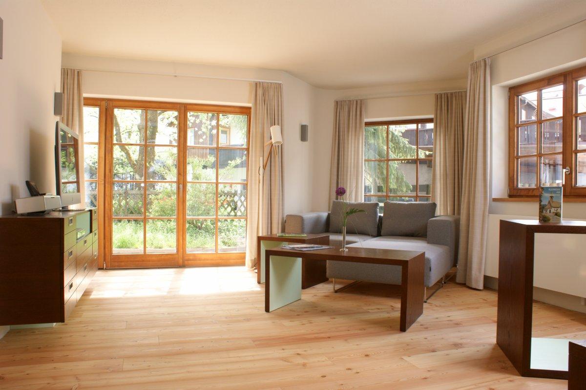 ferienwohnung reisigl. Black Bedroom Furniture Sets. Home Design Ideas