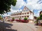 Das Hotel Mohren am Marktplatz in Oberstdorf