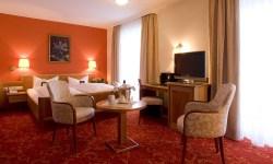 stilvolles Hotel Mohren Doppelzimmer
