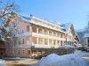 Hotel Mohren im Winterkleid
