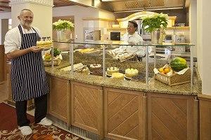 Leckere Kuchen-Spezialitäten