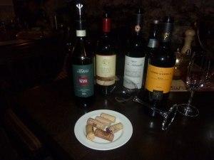 gute italienische Weine