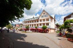 Das Hotel Mohren in Oberstdorf