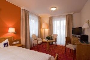 Hotel Mohren Zimmer