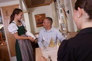 Service im Hotel Mohren