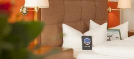 gemütliches Zimmer im Grandhotel-Stil