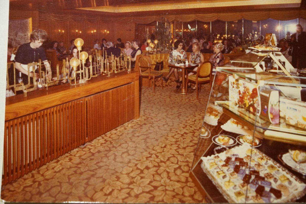 Mohren Restaurant früher einmal