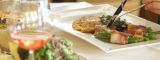 Speisen im Mohren Restaurant