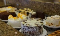 Leckere Kuchen aus dem Mohren Café