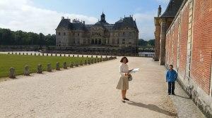 Schloss Vaux le Vicomte nahe Paris