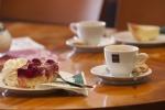 Leckere Kuchen im Mohren Café