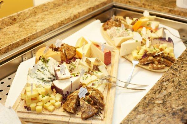 Würziger spanischer Käse